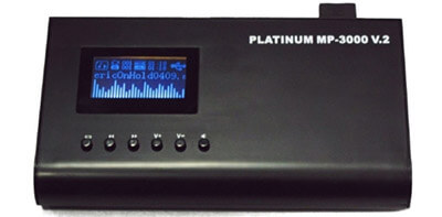 Platinum MP 3000 V.20 - MP3 Advertising on Hold Player
